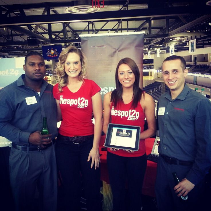 Spot2g at Penn State's ITS Start Up Week entrepreneur networking event!