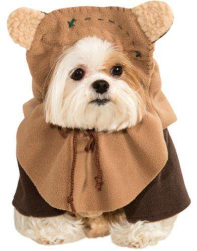 #RLWDCatCostumes: Cat or Dog Costume Ewok Medium. View details at http://realifewebdesigns.com/web-store/details/?B00ESY89MA