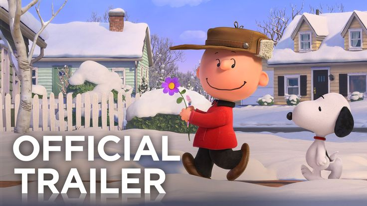 Snoopy And Charlie Brown The Peanuts Movie Official Hd