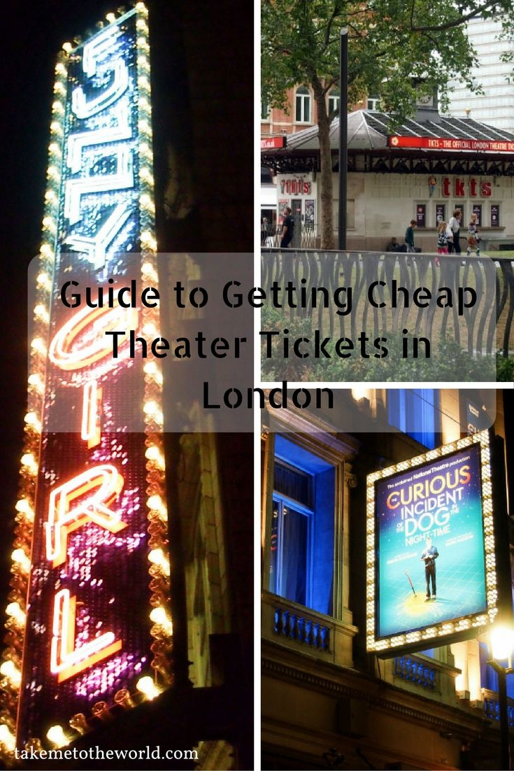 You don't need to break the bank to see theatre in London. Find out how to get cheap theatre tickets with this handy guide.