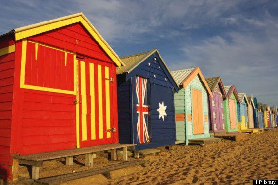 호주의 멜버른
