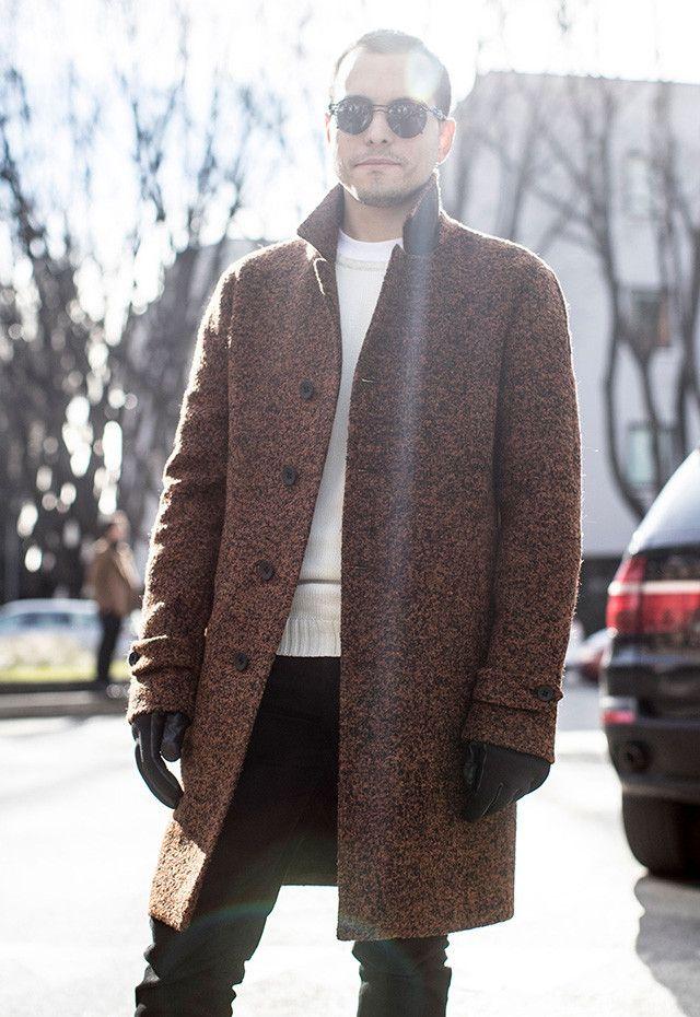 Мужчины на стритстайл-фото во время Недели моды в Милане | GQ | Стиль | GQ.ru