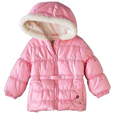 OshKosh B gosh Puffer Coat Baby