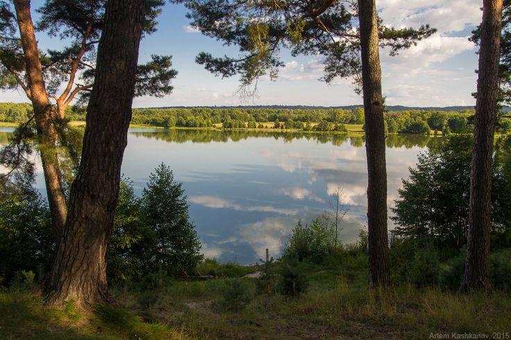 Памятник природы Святое озеро (Пушкино) - Красивые летние фотографии