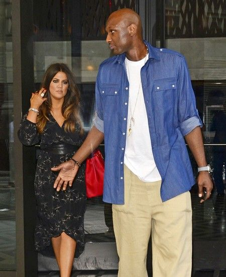 Khloe Kardashian and Lamar Odom's Drug Crisis: Marriage Fails Divorce and Separation On - Khloe Can Forgive the Cheating Not the Drugs