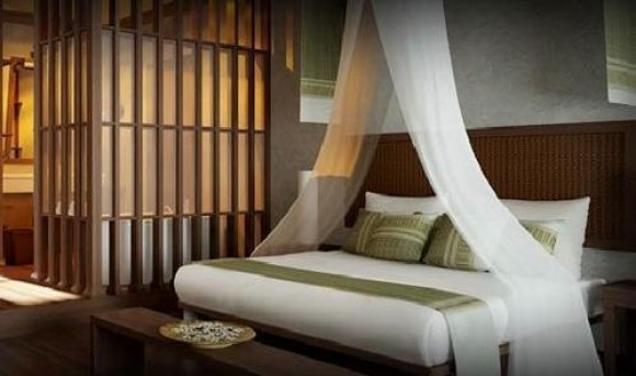 A deluxe room at Kiridara - taken from a particularly glowing review on BeautyBuzzHK - thanks guys :-)