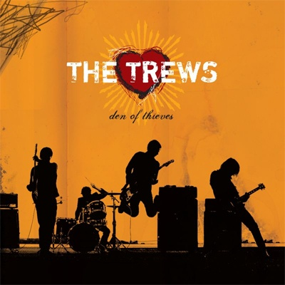 The Trews Den of Thieves; the pseudo-hard rock's second full album, featuring one of my favourite song of theirs, and the last song on the album; Ishmael & Maggie.