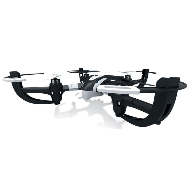 World Tech Toys Nano Prowler Quad-Drone RC Quadcopter