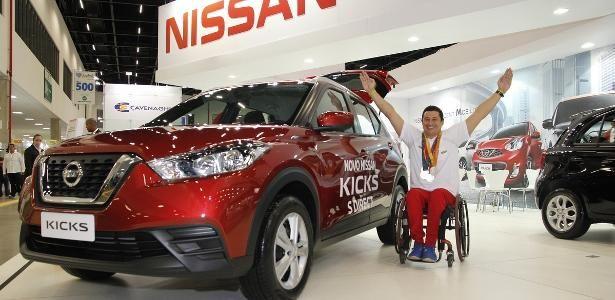 Nissan Kicks nacional estreia a R$ 68.640 para PCD; preço comum é R$ 70.500