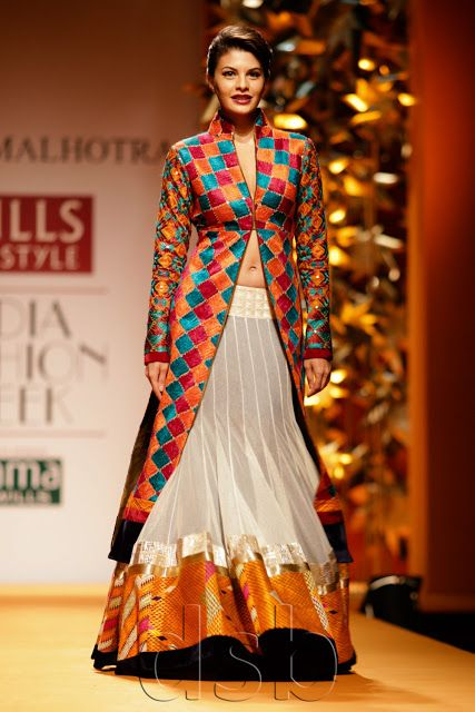 Manish Malhotra Autumn Winter 2013 WIFW Day 3 | Delhi Style Blog