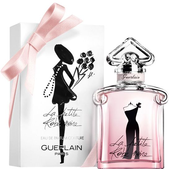 La Petite Robe Noire Couture Guerlain perfume - a new fragrance for women 2014