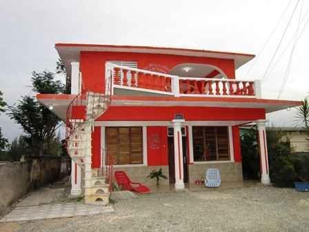 Hostal Pelicano  Owner:                         Maria Luz  City:                            Playa Larga  Address:                      Caleton,litoral playa