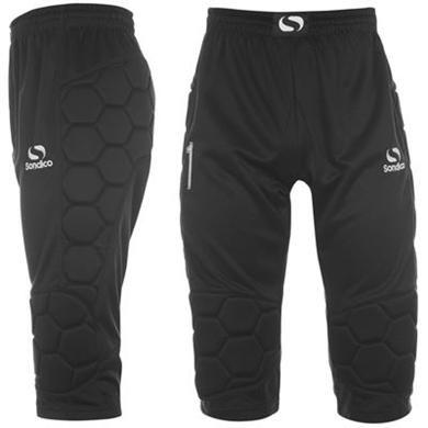 Sondico | Sondico Goalkeeper Three Quarter Trousers Mens | Goalkeeper Gloves and Clothing