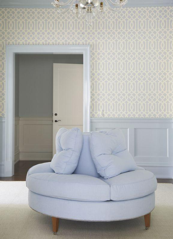 blue and white - Lynn Morgan design