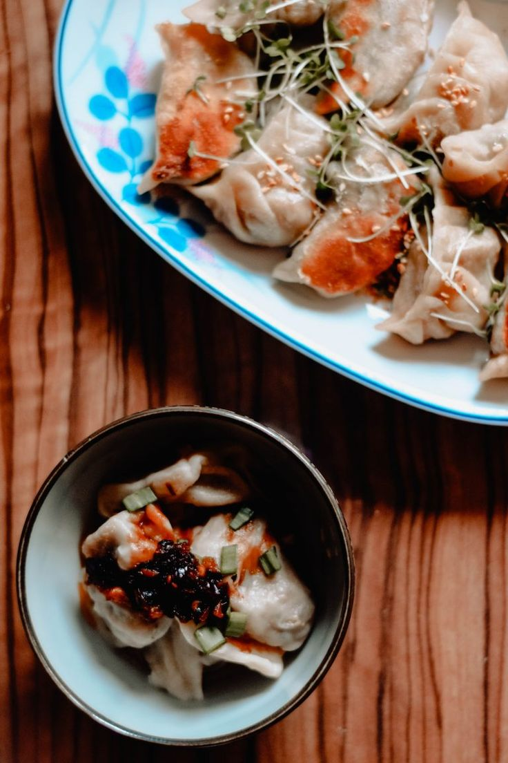 2 Vegan Dumpling Recipes · Daisybutter in 2020 Vegan
