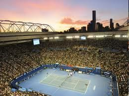 Melbourne Park - Great atmosphere, so close to the city