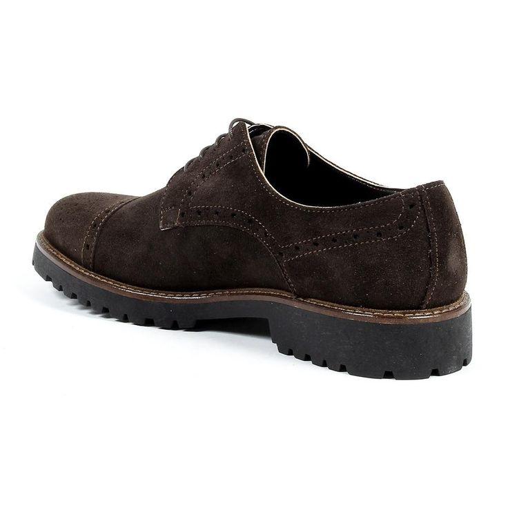 40 EUR - 7 US V 1969 Italia Mens Brogue Oxford Shoe