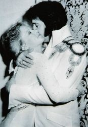 Sheila Ryan (Playboy Bunny)  dated Elvis for awhile