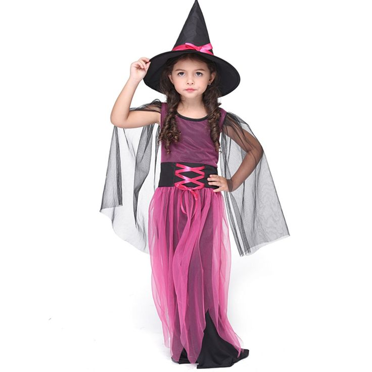 how to make a witch costume for girl
