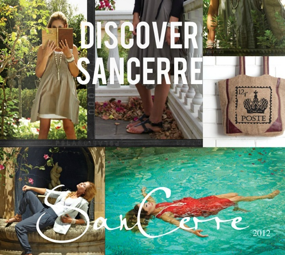 SANCERRE: Dressed for Summer ‹ Melbourne Girl | Fashion and Style blog by Emily Collie