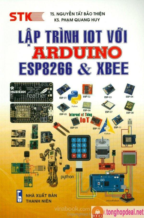 Lập Trình IOT Với Arduino - ESP8266 & XBEE | Tài liệu hay Flickr