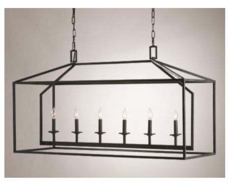 Killian Linear Chandelier Now Available Dining Room Lighting Lantern