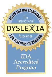 RLAC is accredited through IDA