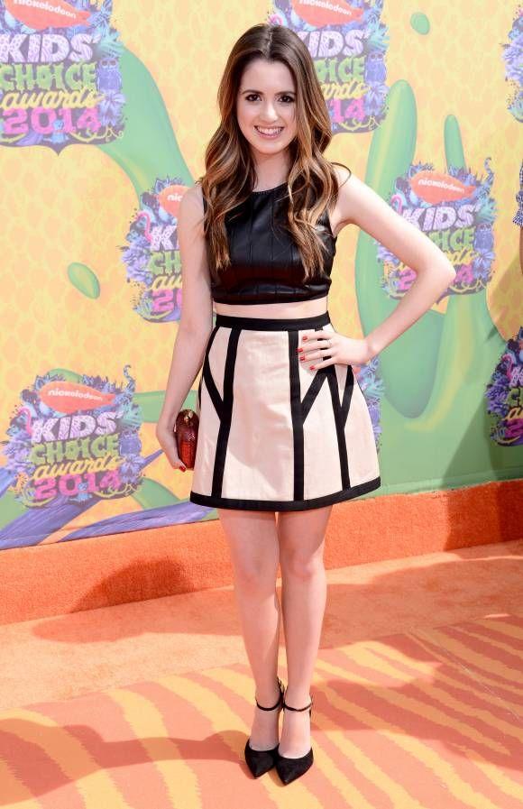 Laura Marano- Kids' Choice Awards 2014: Best Dressed [PHOTOS]