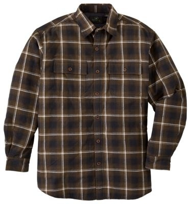Redhead Quilted Lined Flannel Shirt For Men Long Sleeve