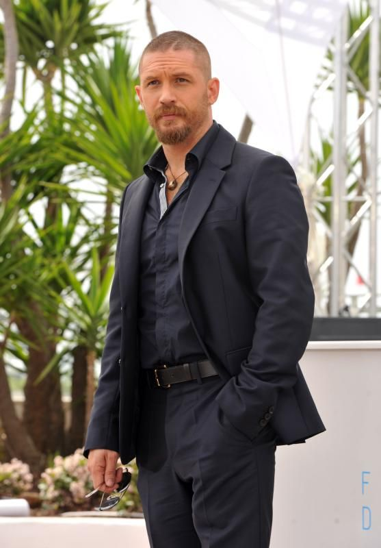 Tom Hardy - 2015 Cannes Film Festival - Tom Hardy: 10 times the star of 'The Revenant' was too hot to handle