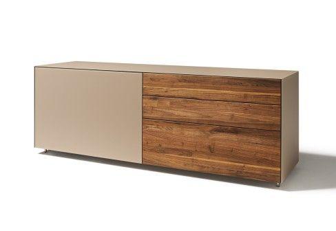 Cubus Pure sideboard 2 elements: Sebastian Desch