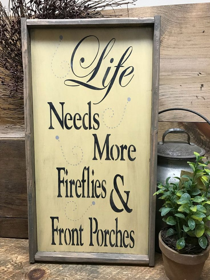 25+ Best Ideas About Front Porch Signs On Pinterest