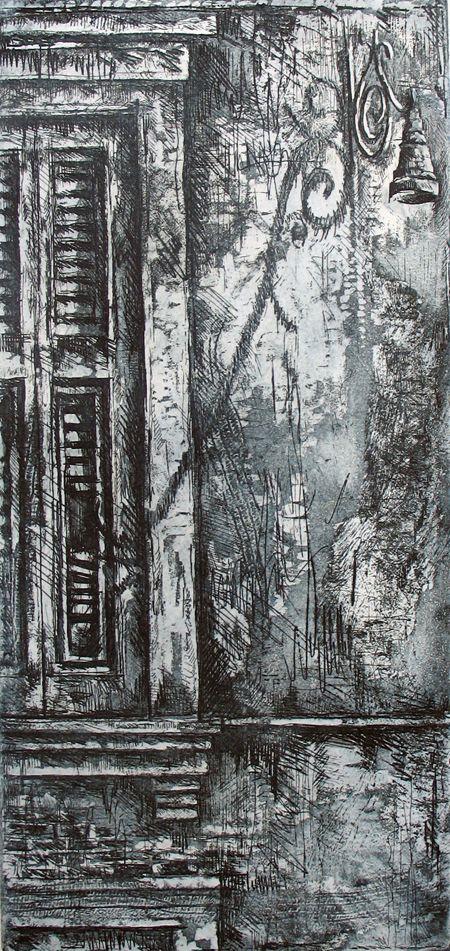 Venetian Balcony » Ian Murphy Prints