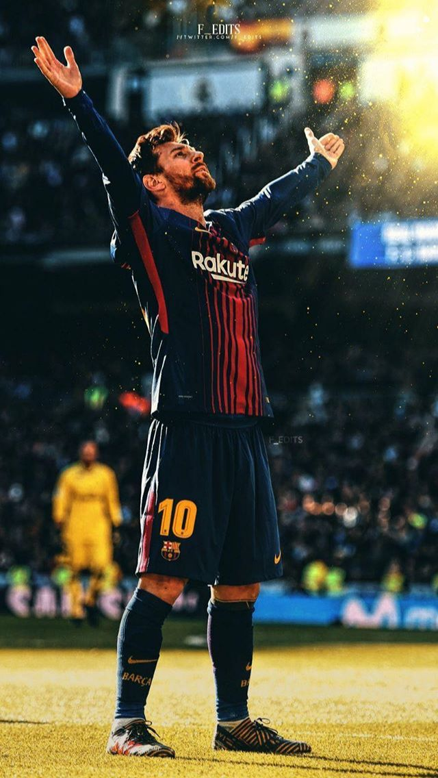 History was Read his Moments In Santiago Bernabeu #messi