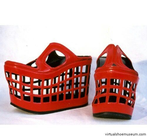 Supermarket special shoes, no need for the basket