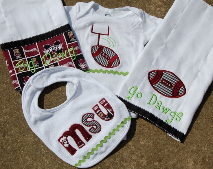 MSU Baby Set: Blue Fabrics, Future Kiddos, Gift Ideas, Baby Kid Heaven, Lucca S Gift, Future Baby, Dawg