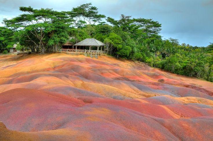 Chamarel, les Terres des Sept Couleurs : Les 15 lieux à voir à Maurice - Linternaute.com Voyager