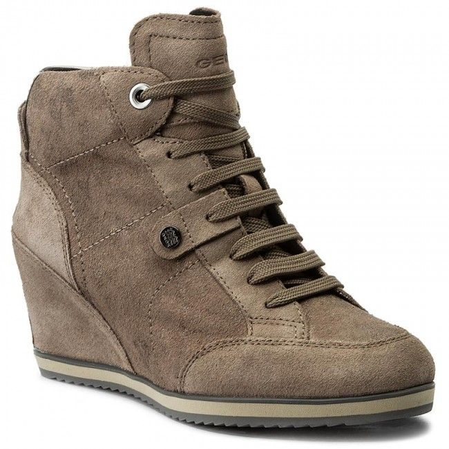 Sneakersy GEOX - D Illusion A D4454A 0MA22 C6029 Taupe