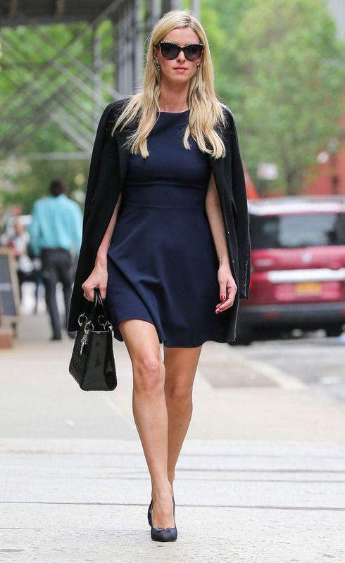 Fashion icons:Nicky Hilton