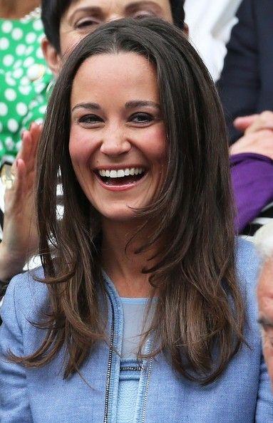 Pippa Middleton Photos - Pippa Middleton Loves Wimbledon — Part 2 - Zimbio
