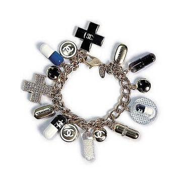 #Designer #Drug #Charm #Bracelet #Chanel #High #SUPERHIGH