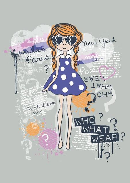 Emily Kiddy: Fashion Illustration