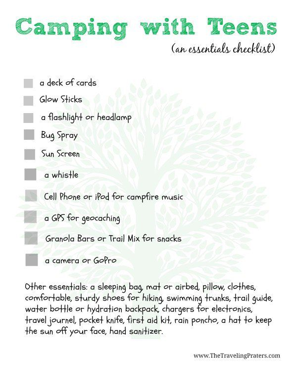 Best Camping Checklist Images On   Camp Gear Camping