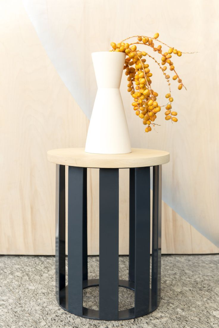Float Round Side Table Contemporary Design Contemporary Side