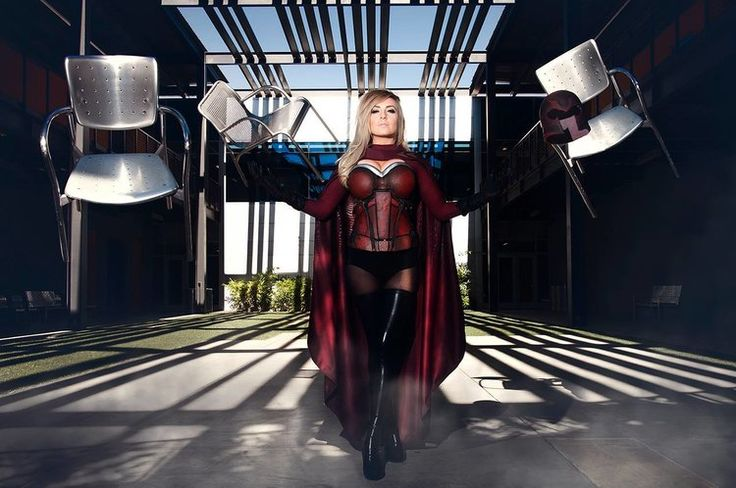 Magneto Cosplay by Jessica Nigri Makes Evil Not Look So Bad — GeekTyrant