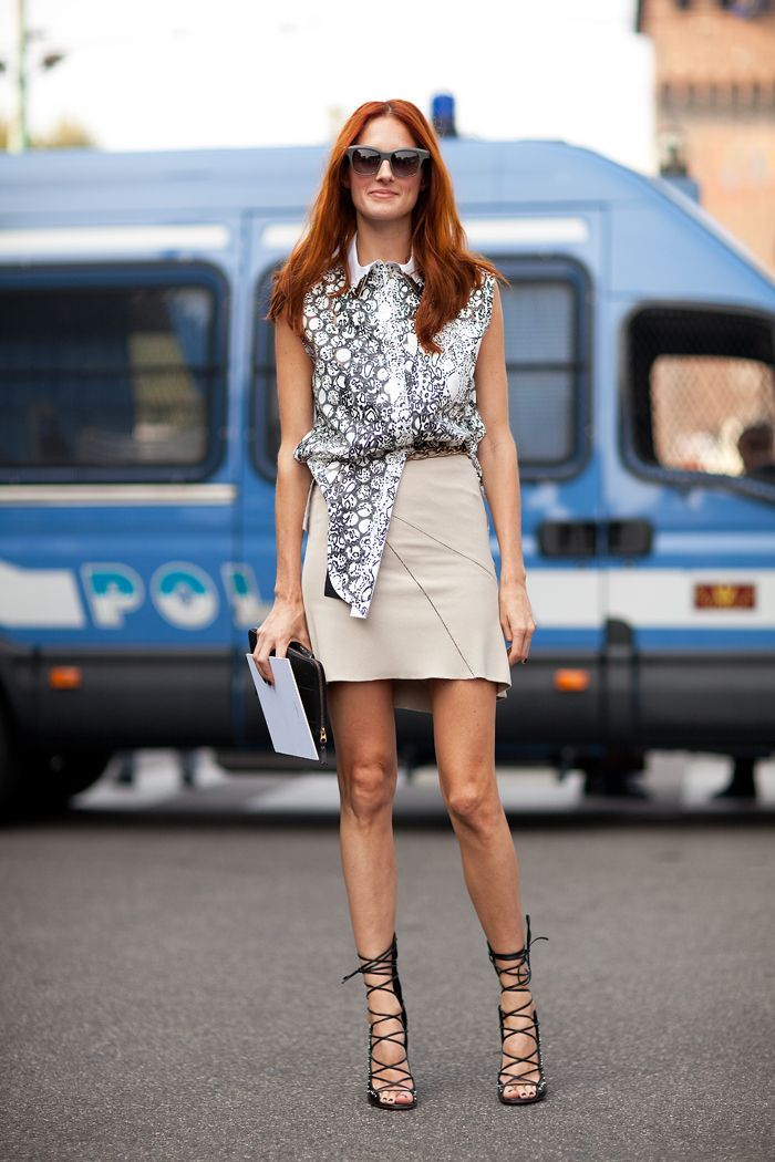 Style Hits: Taylor Tomasi Hill | Visual Therapy