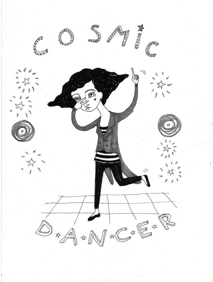 Cosmic Dancer 2008