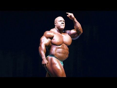 How 6x Mr. Olympia Phil Heath Looks Like In Off-season - YouTube