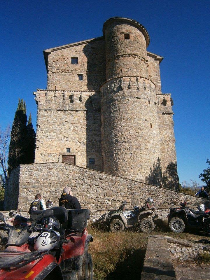 Al Castello Fortebracci