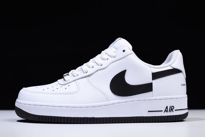 Supreme x Comme Des Garcons x Nike Air Force 1 Low White